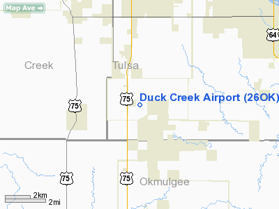 Duck Creek Airport picture