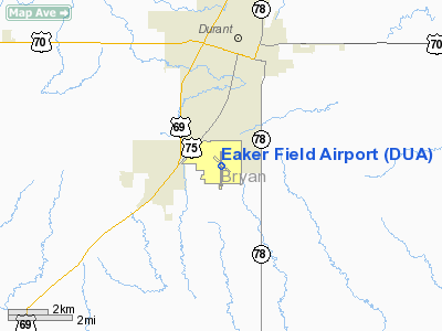 Eaker Field Airport picture