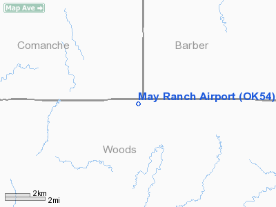 May Ranch Airport picture