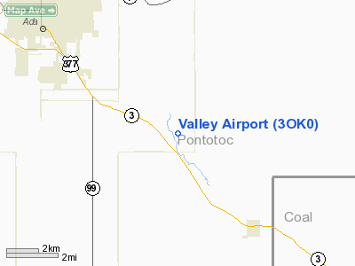 Valley Airport picture
