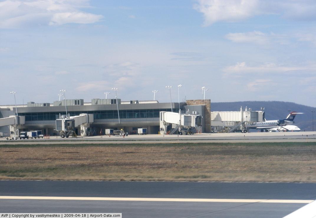 Wilkes Barre Scranton Intl Airport