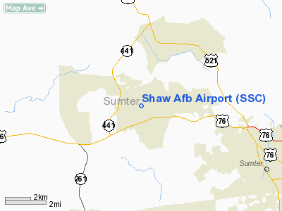 shaw afb airport picture