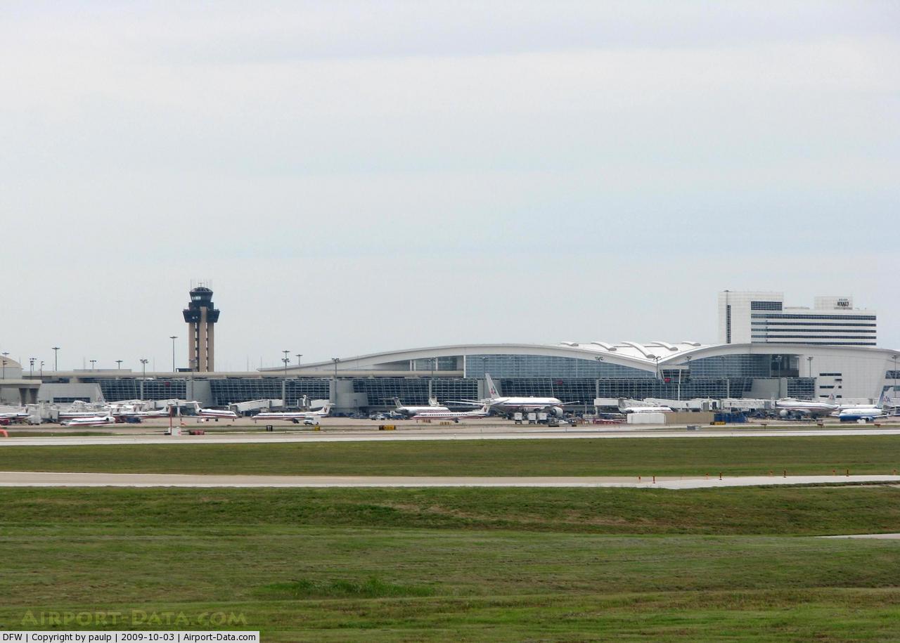 Dallas Fort Worth Intl Airport
