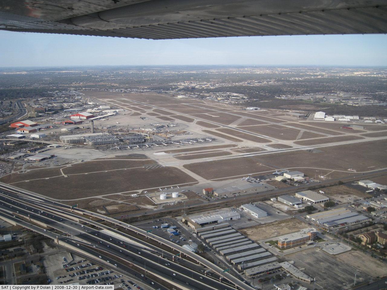 San Antonio Intl Airport