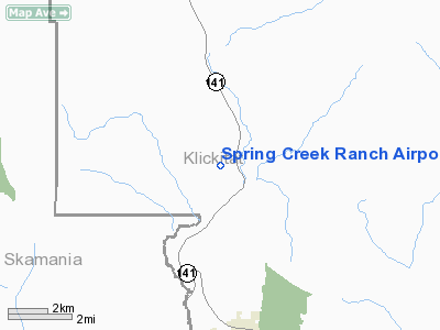 Spring Creek Ranch Airport picture