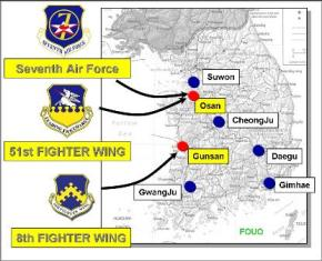 seventh air force bases