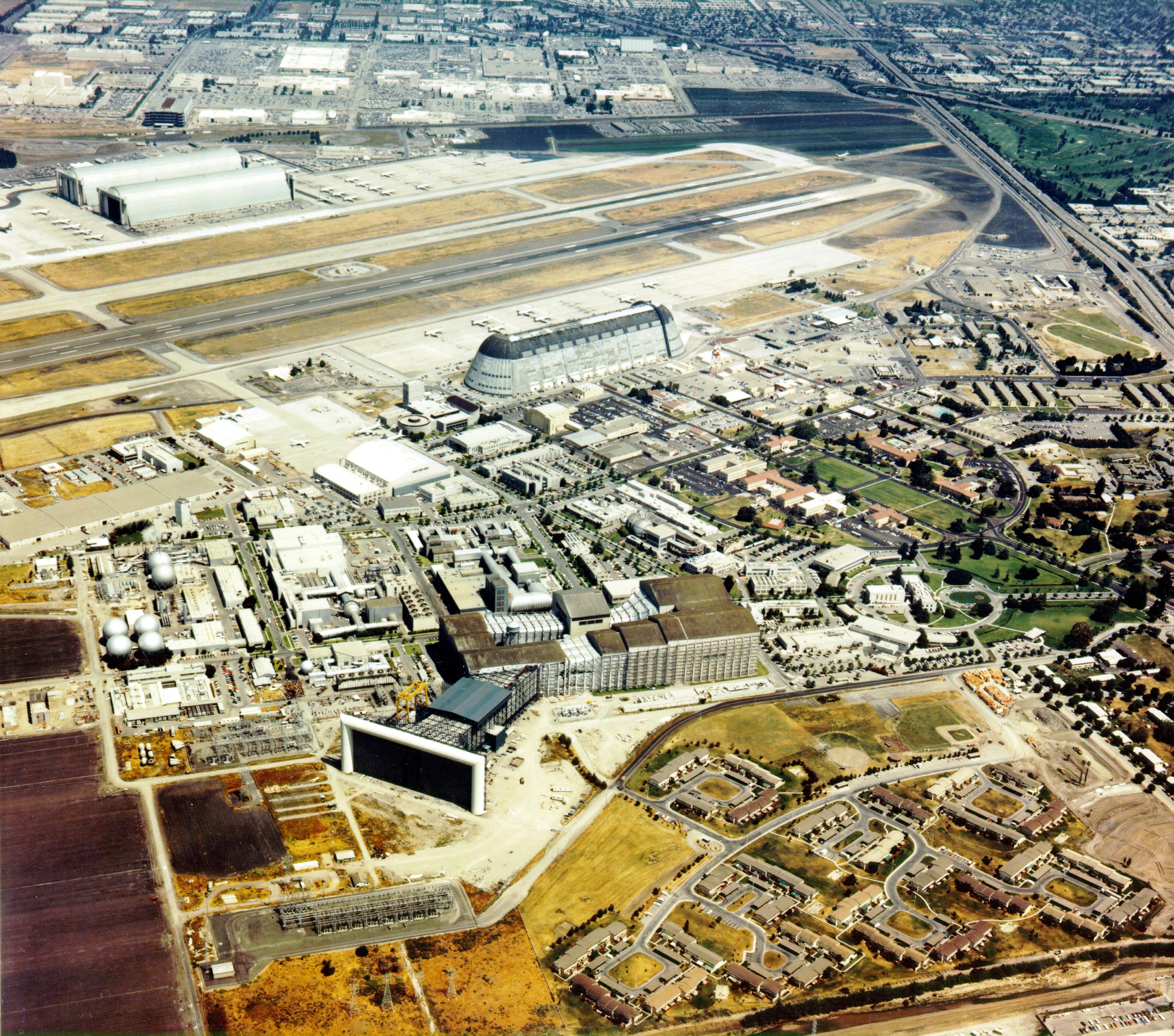 Moffett Federal Airfield Airport