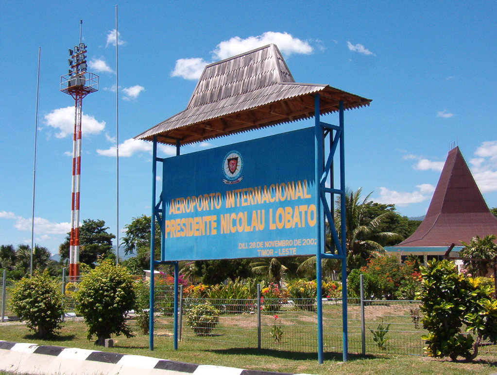 Aeroporto Dili : Presidente nicolau lobato intl airport