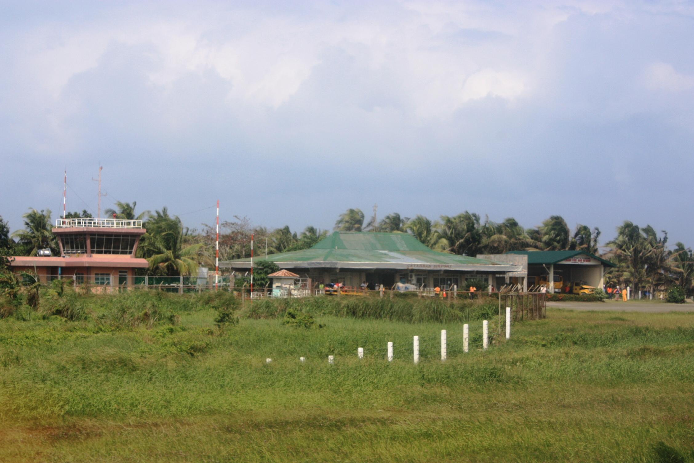Catarman Philippines  city photos : ... paliparang pambansa ng catarman nasudnon nga luparan han catarman