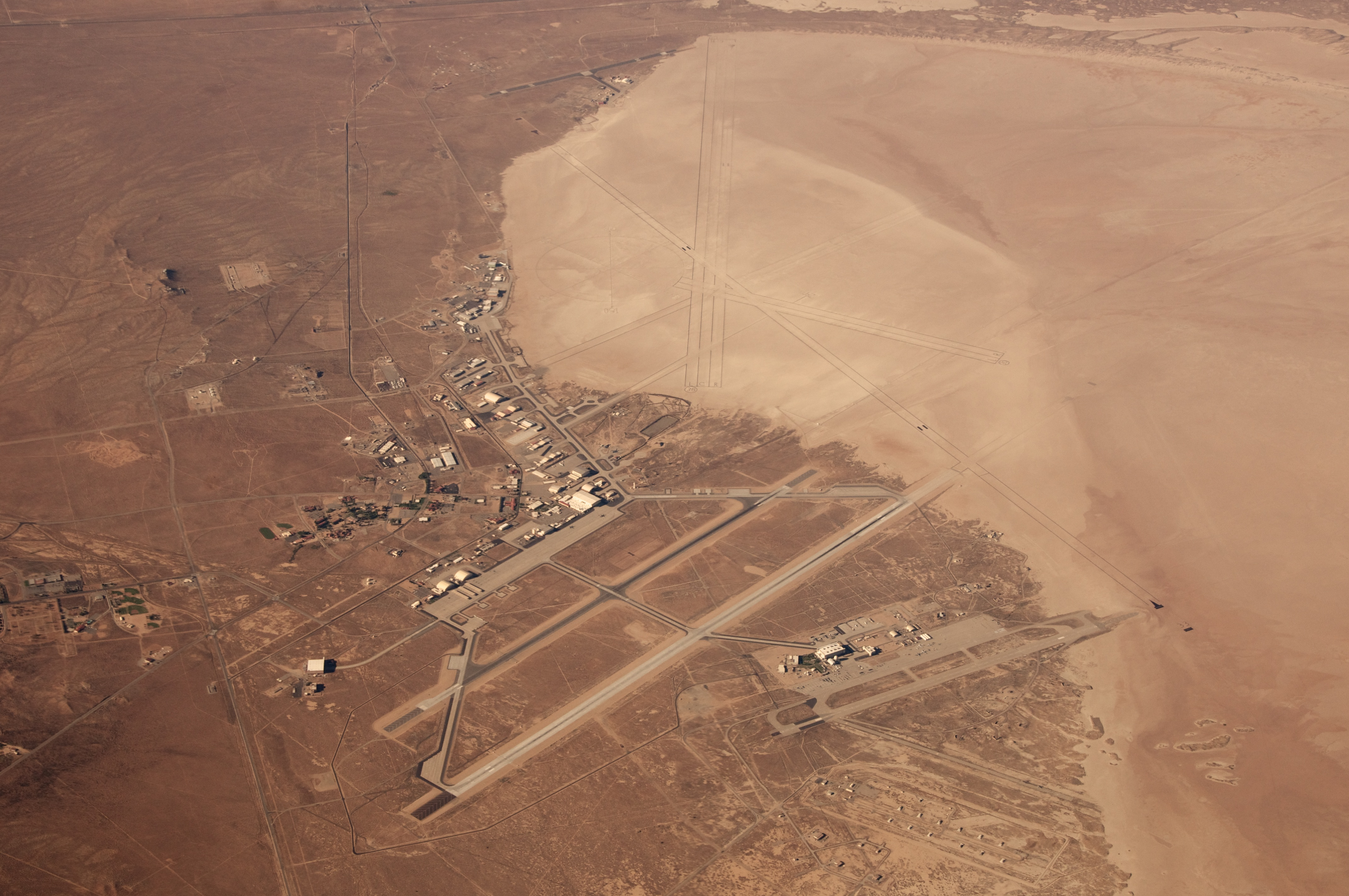 Edwards Afb Airport