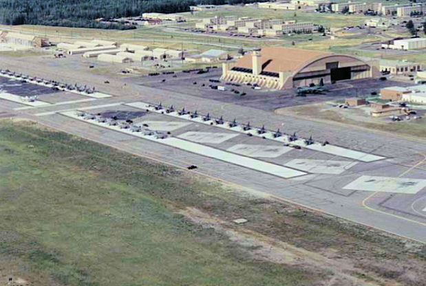 Eielson Air Force Base Airport
