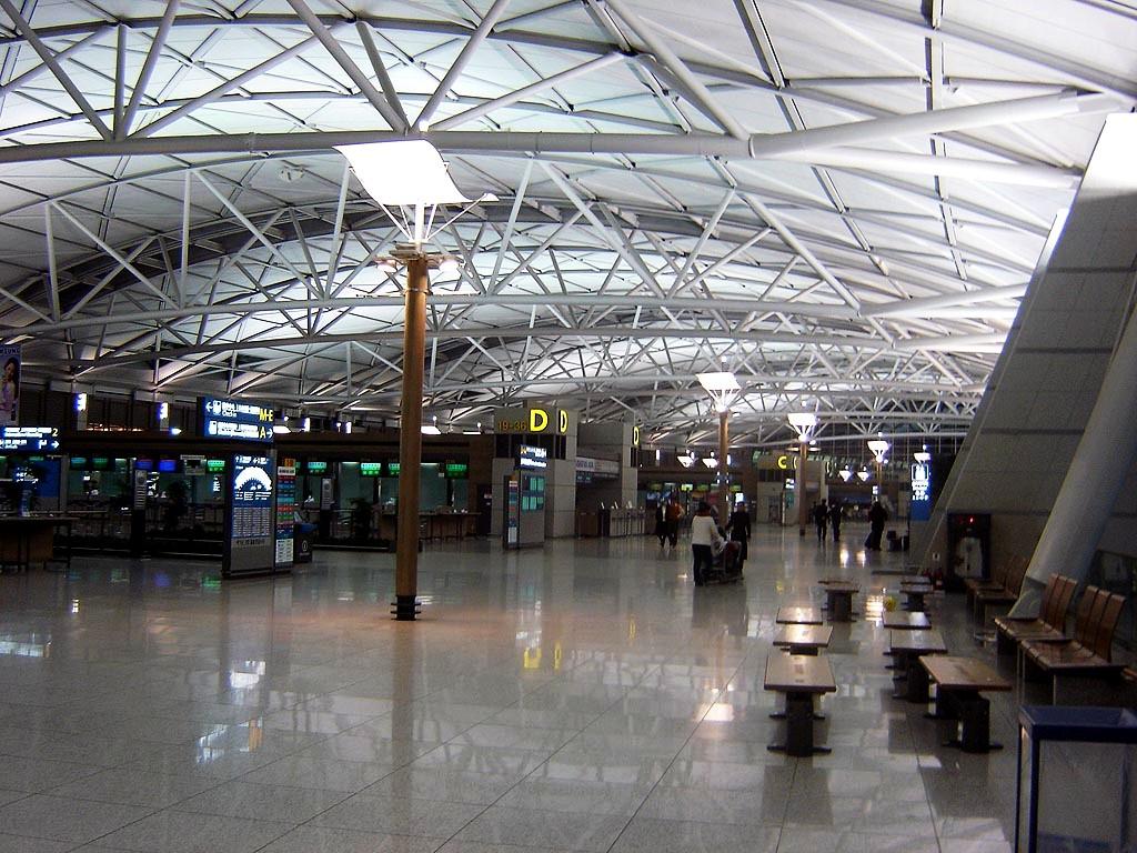 Incheon Airport - Depa...