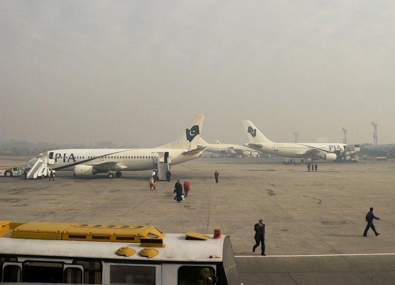 new islamabad airport location