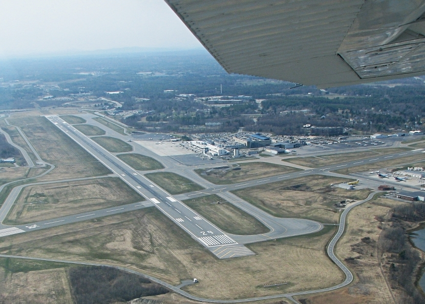 Portland International Jetport Airport