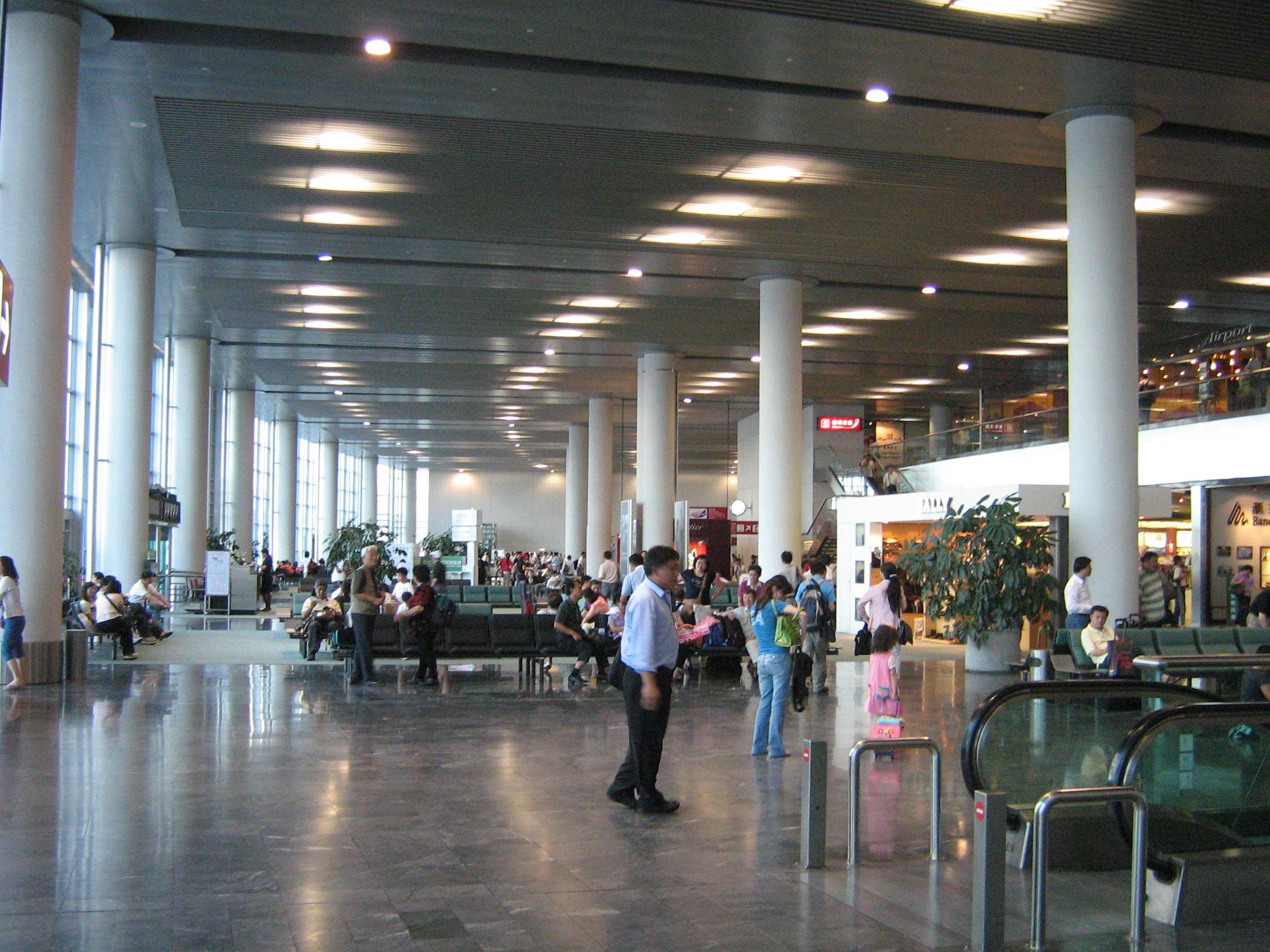 Arlanda terminal 5 departures