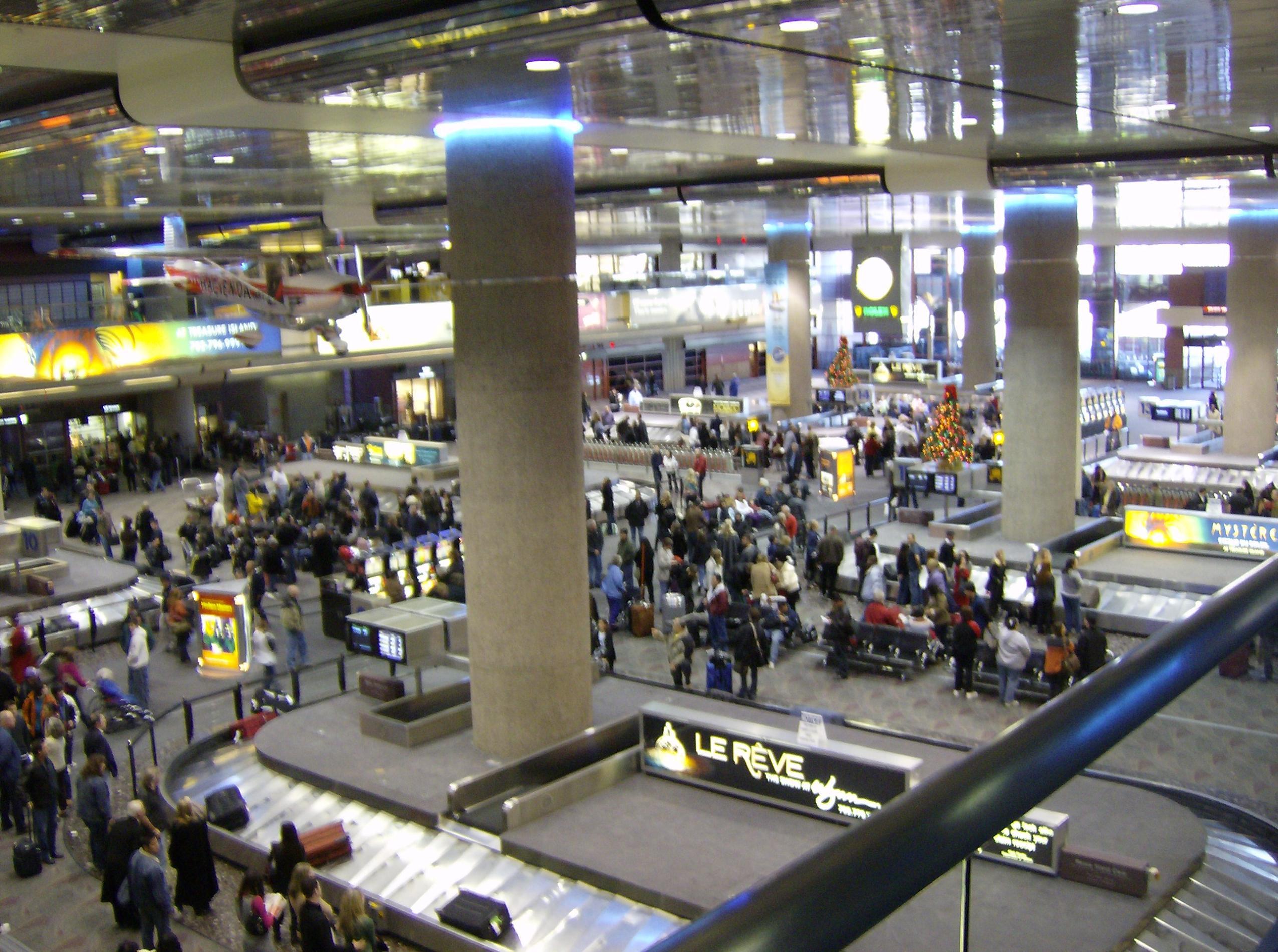 Flughafen Las