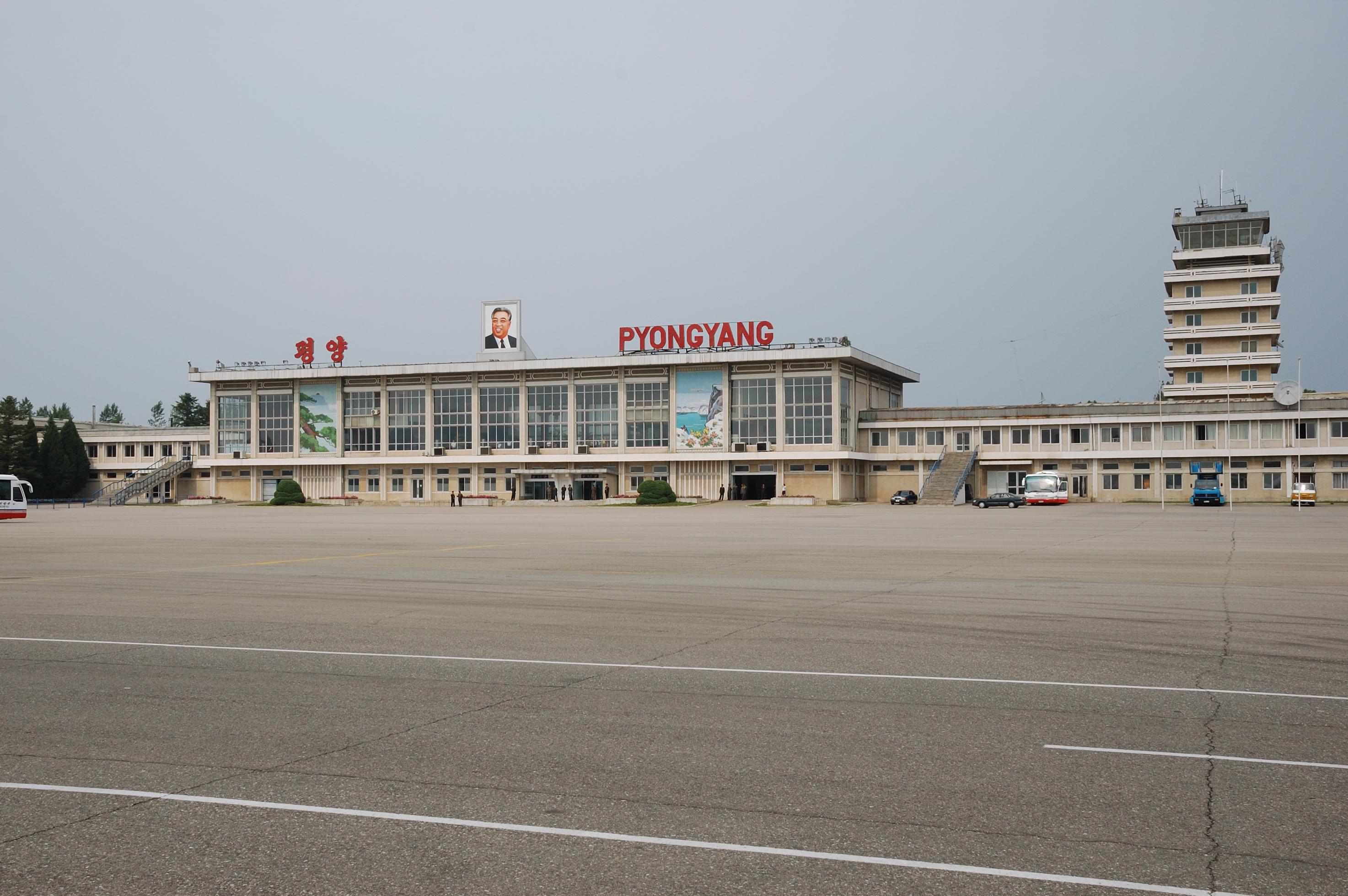 Pyongyang Intl Airport
