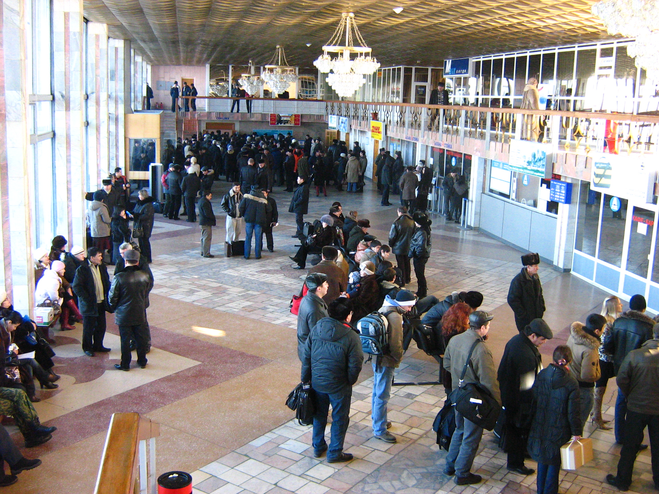 Uralsk Airport: description, features and reviews of tourists 87