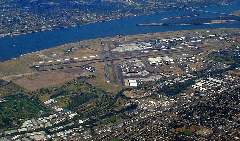 Portland Intl Airport