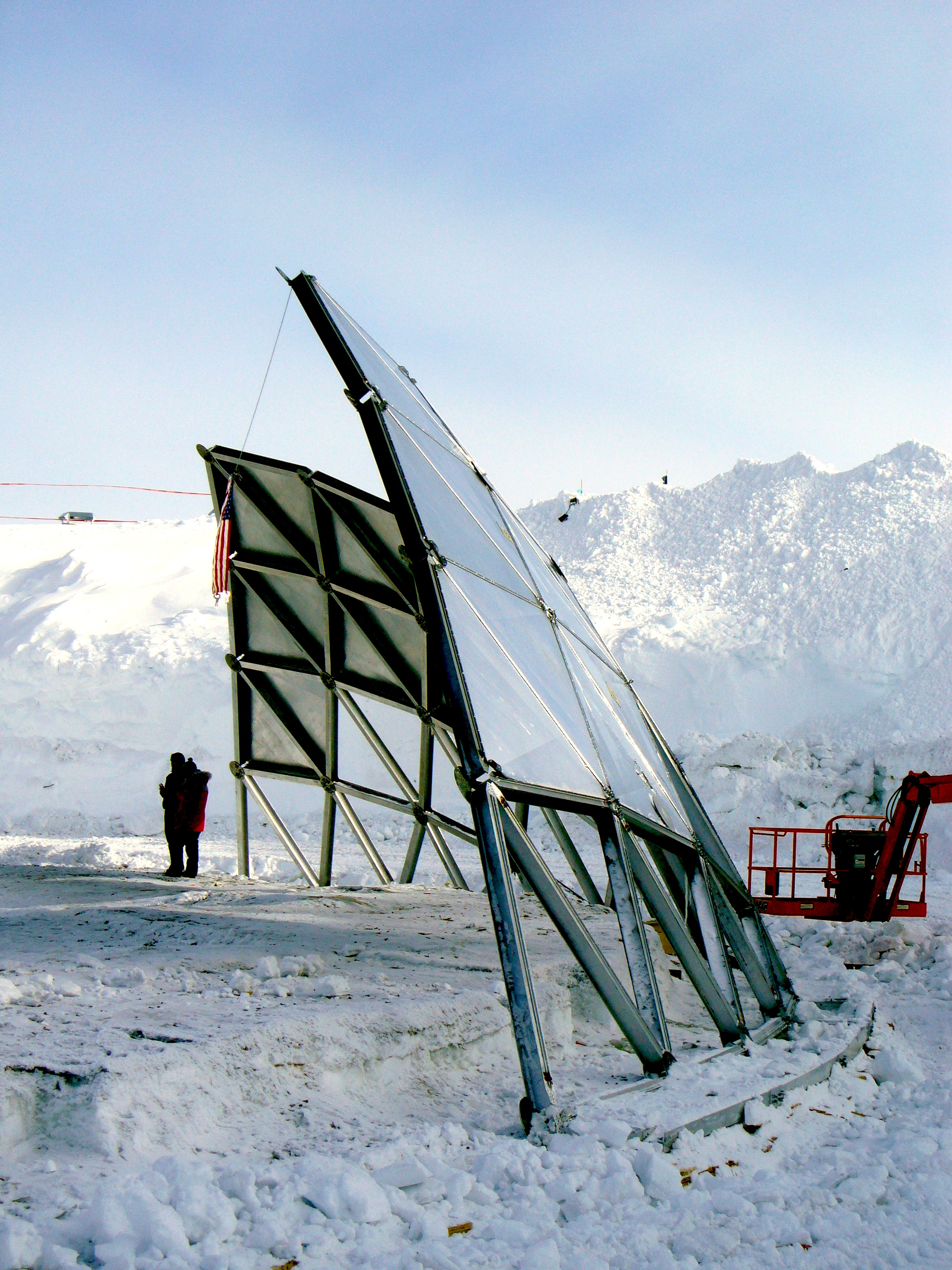 South Pole Station Airport