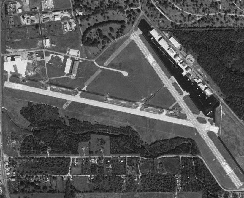 Stinson Muni Airport