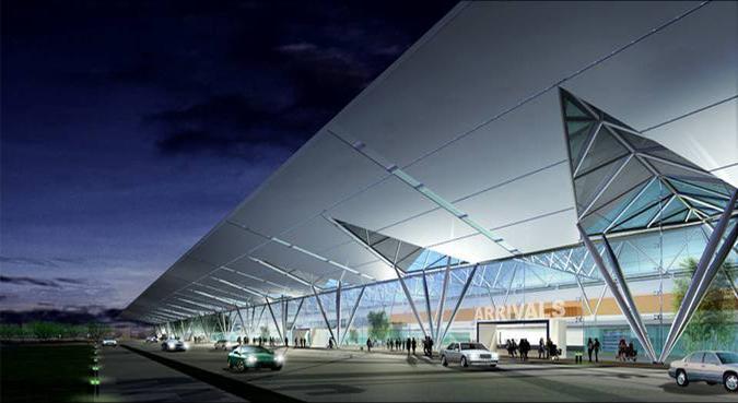 Ahmedabad Airport International Terminal gets two new aero bridges