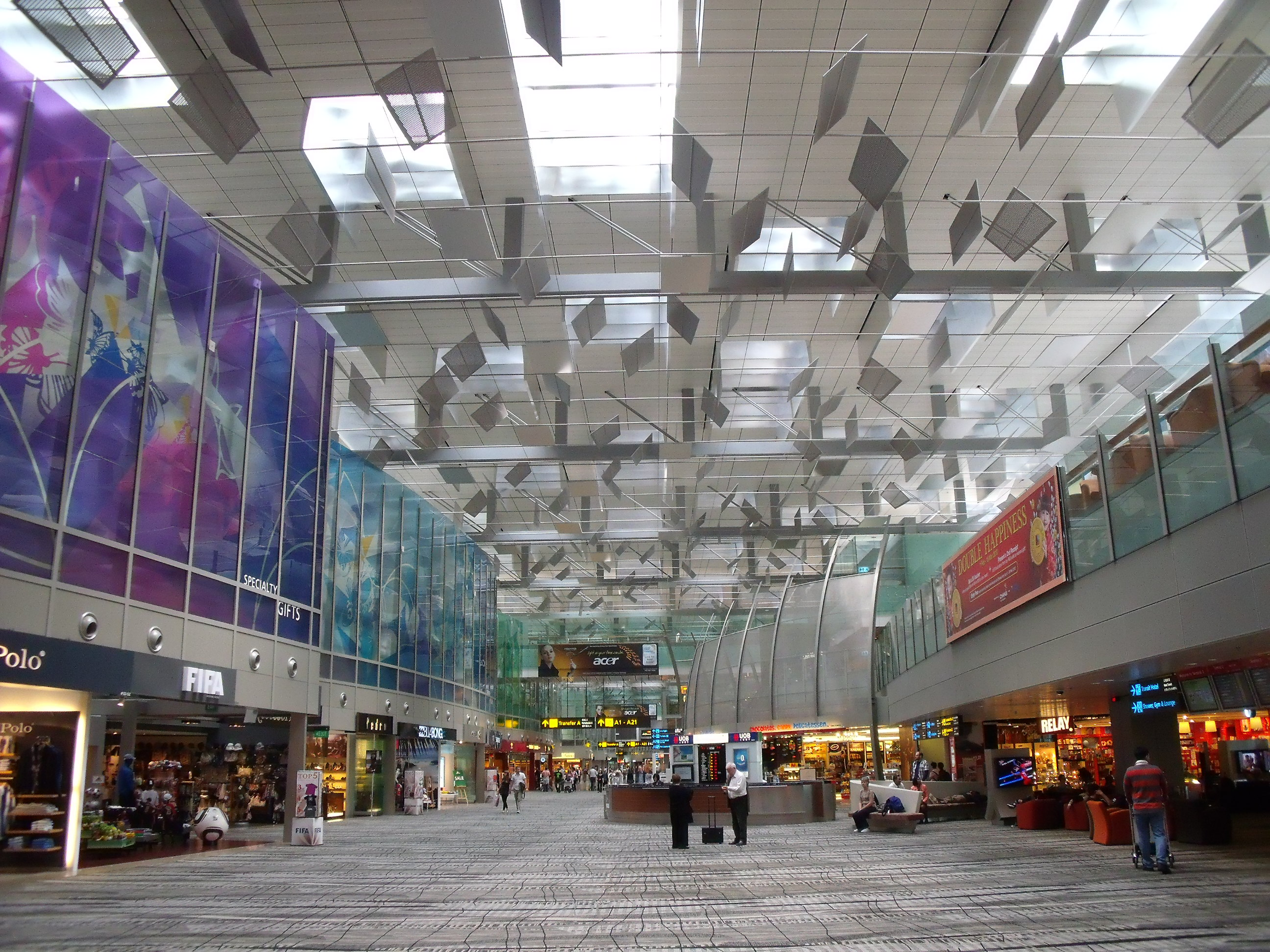 Singapore Changi Intl Airport