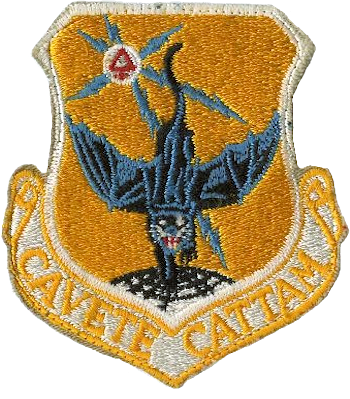 Emblem of the 553d Reconnaissance Wing