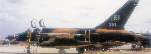 McDonnell F-4E-32-MC Phantom Serial 67-0299 of the 34th Tactical Fighter Squadron