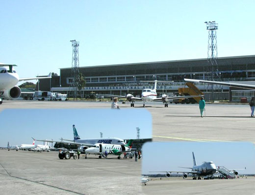 Lusaka International Airport