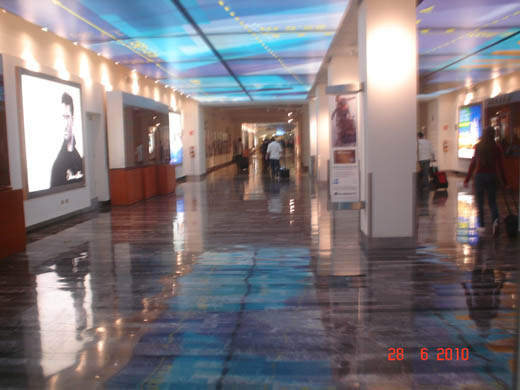 General Mariano Escobedo Intl Airport