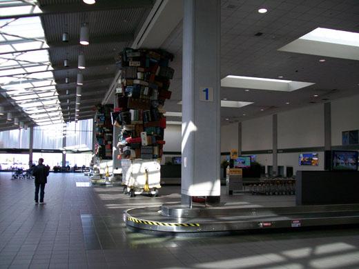 Sacramento International Airport