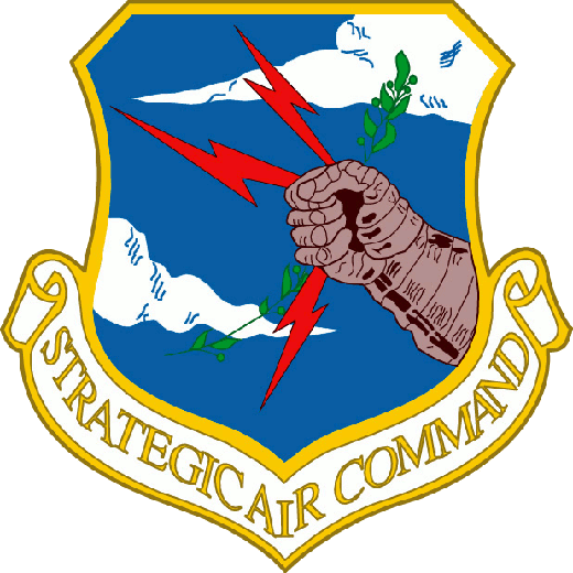 Emblem of Strategic Air Command of the United States Air Force