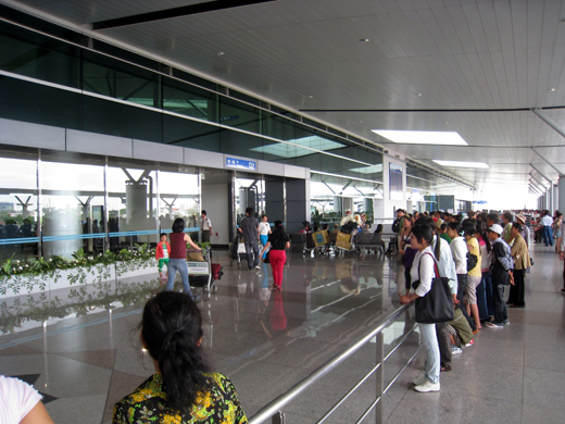 Tan Son Nhat International Airport Level 3 Concourse