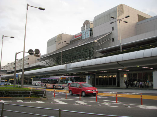 Terminal 1, completed in 1993, now houses Japan`s flag carrer Japan Air Lines and Skymark