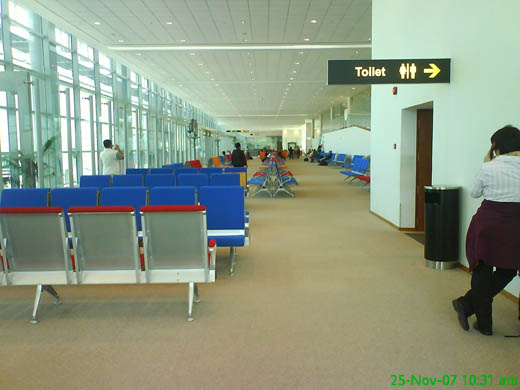 The departure lounge-1