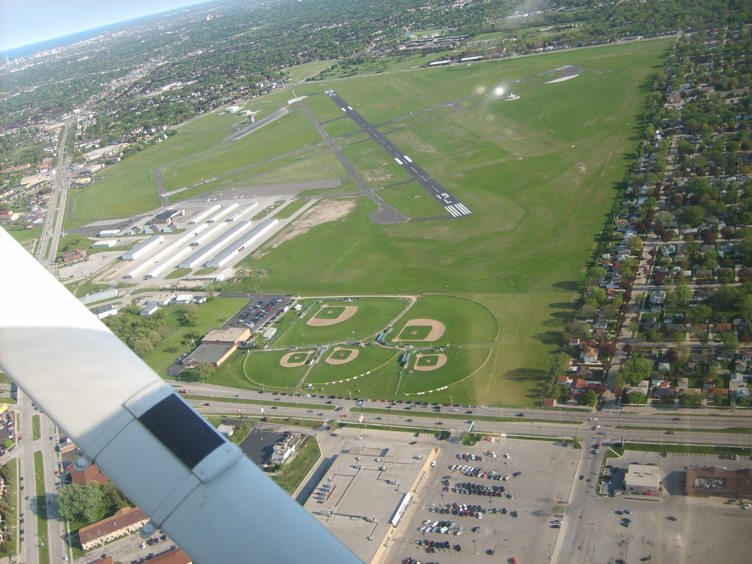 Lawrence J Timmerman Airport