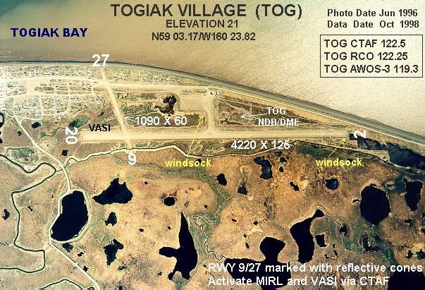 Togiak Airport