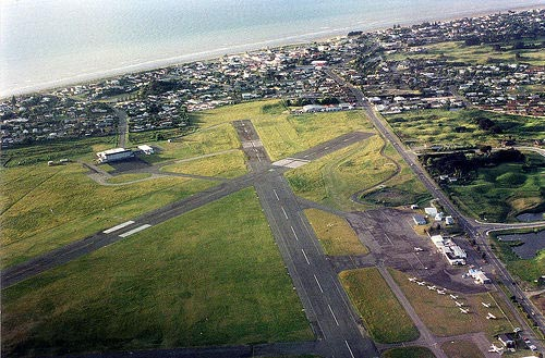 An airport is a typical example of a development that can cause a NIMBY reaction