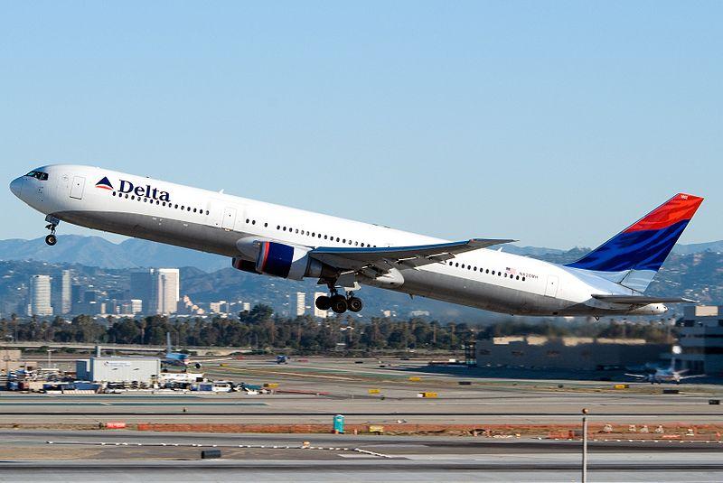 Delta Air Lines 767-400er