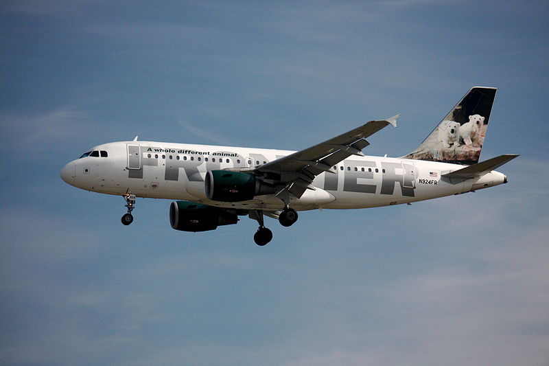 frontier airlines wiki