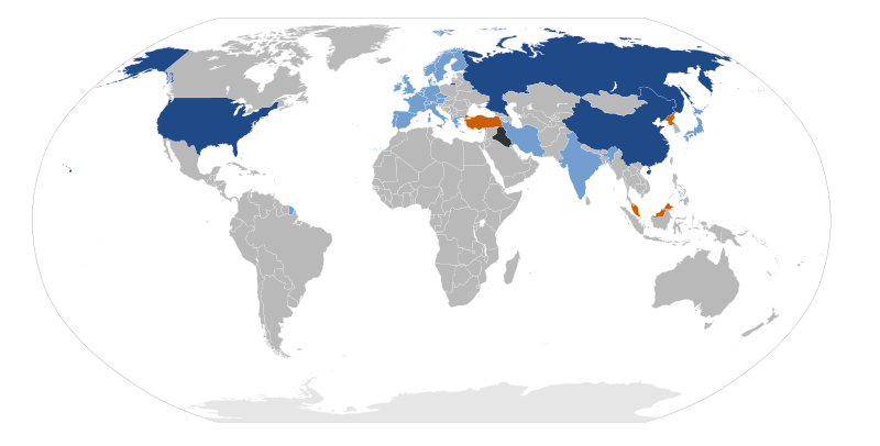 countries with space programs - photo #11