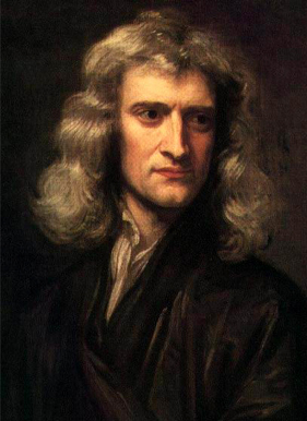 Though Sir Isaac Newton's most famous equation is , he actually wrote down a different form for his second law of motion that did not use differential calculus.