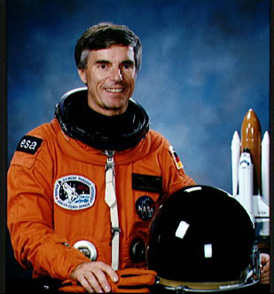 Ulf Merbold became the first ESA astronaut to fly into space.