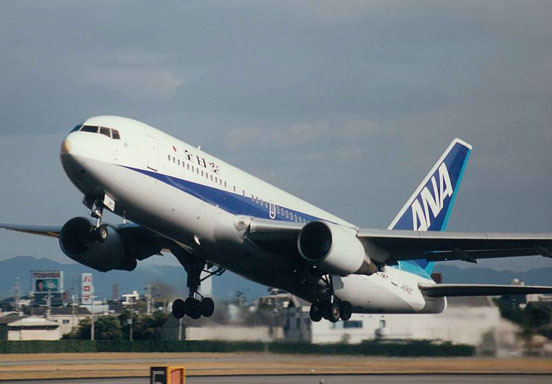 All Nippon Airways was one of the first international 767-200 operators.