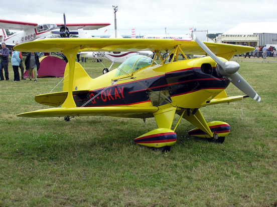 Pitts S-1E