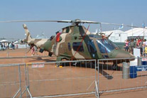 South African Air Force AW109LUH