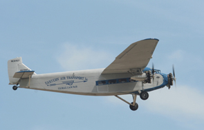 Restored 1929 Ford 4-AT-E Trimotor