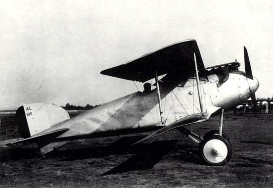 Captured Albatros D.II
