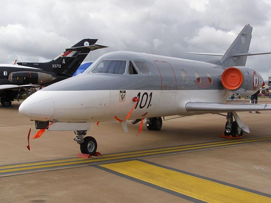 French Navy Falcon 10